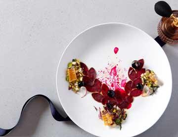 """Harvest"" Salad from George Panagis  1st Place – Final Greek Salad Festival"